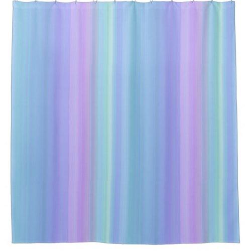 Gradient Dark Green Shower Curtain