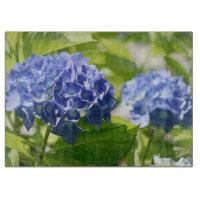 Blue Purple Hydrangea