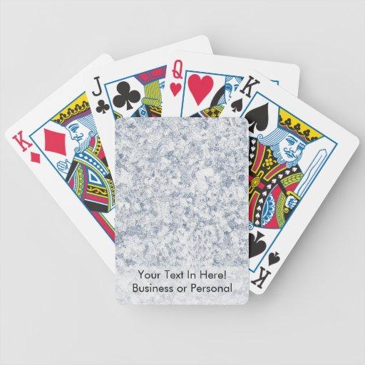 blue purple mottled background card deck