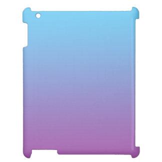 Blue & Purple Ombre iPad Covers