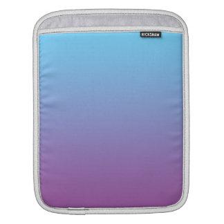 Blue & Purple Ombre iPad Sleeve