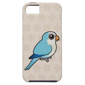 Blue Quaker iPhone SE/5/5s Case
