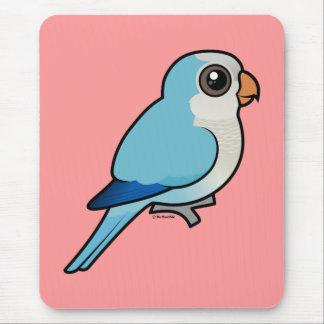 Blue Quaker Mouse Pad
