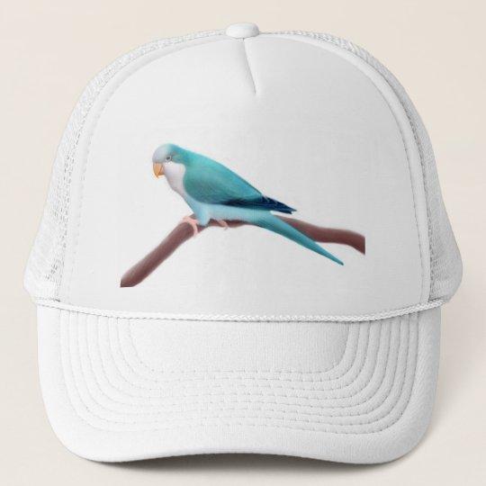 Blue Quaker Parrot Hat
