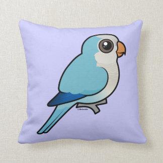 Blue Quaker Pillows