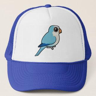 Blue Quaker Trucker Hat