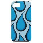 Blue Rain iPhone 5 Covers