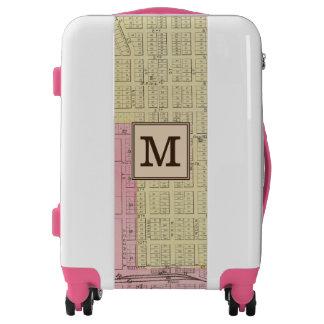 Blue Rapids, Marshall County, Kansas | Monogram Luggage
