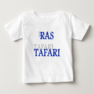 Blue Rastafari baby T shirt