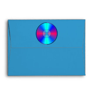 Blue Ray Envelope