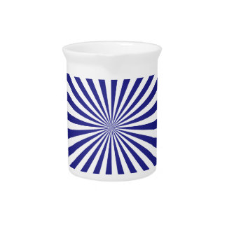 Blue rays drink pitchers