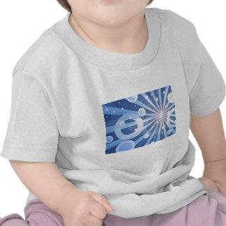 Blue Rays T Shirt