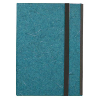 Blue recycled iPad air cover