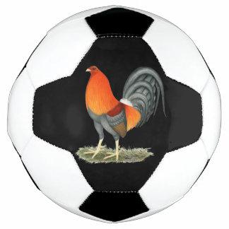 Blue Red Gamecock Soccer Ball