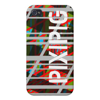 Blue Red Green Stripe Plaid iPhone 4 Case