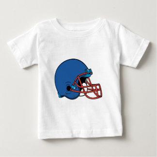 Blue & Red helmet Baby T-Shirt