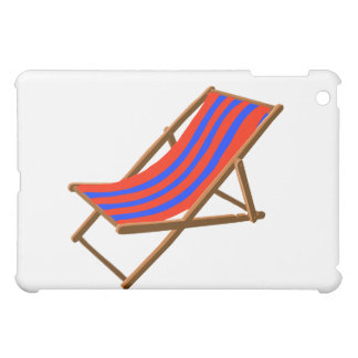 blue red striped wooden beach chair.png cover for the iPad mini