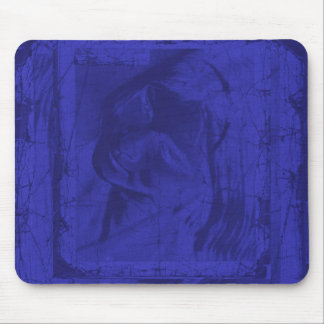 Blue Reflections I Mouse Mats
