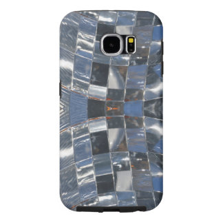 Blue Reflections Samsung Galaxy S6 Case