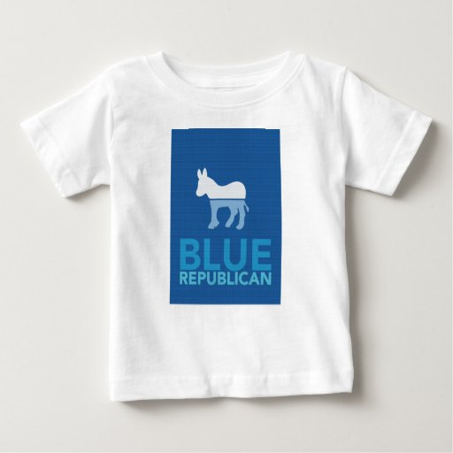 Blue Republican Just For A Year Ron Paul 2012 Baby T-Shirt