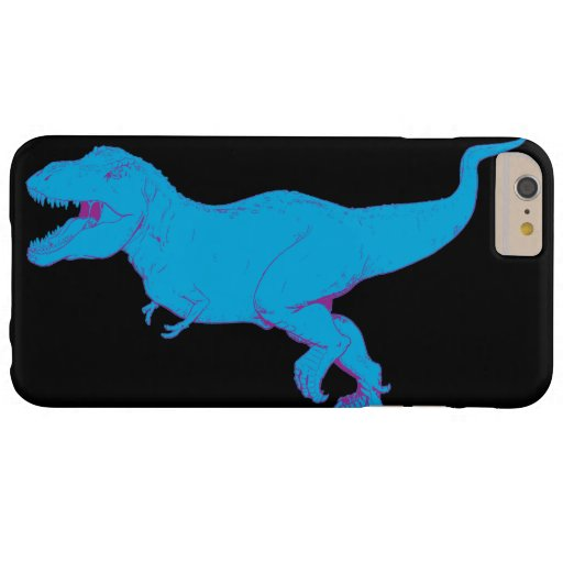 Blue Rex Barely There iPhone 6 Plus Case