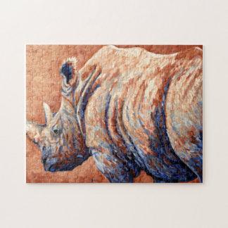 Blue Rhino Puzzle