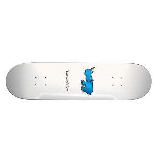 Blue rhino skateboard decks