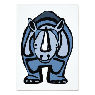 Blue Rhino Virus Card