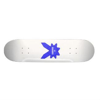 Blue Ribbon #1 Grandpa Skateboard