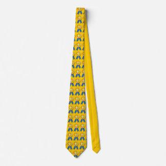 Blue Ribbon 2 del ganador Corbatas Personalizadas