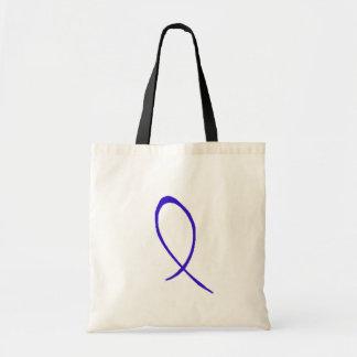 Blue Ribbon Bag