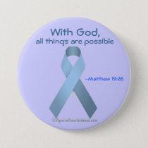 Blue Ribbon Button