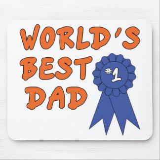 Blue Ribbon Dad Mouse Pad