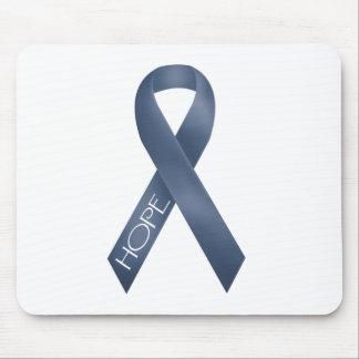 Blue Ribbon Mouse Pad