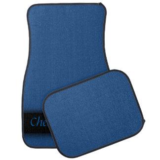 Blue Ribbon Personalized Car Mat