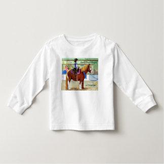 Blue Ribbon Pony Toddler T-shirt