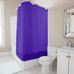 Blue Ribbon Shower Curtain