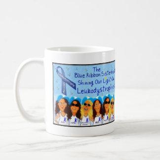 Blue Ribbon Sisterhood Coffee Mug