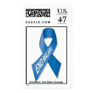 Blue Ribbon  Stamp