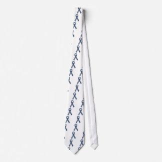 Blue Ribbon Tie