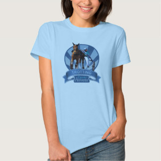 Blue Ribbon Trotting T-Shirt