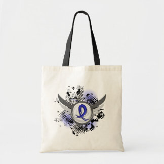 Blue Ribbon With Wings CFS Bag