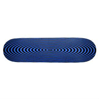 Blue Rider Skateboard Deck