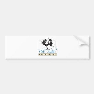 Blue Ridge Boxer Rescue Bumper Sticker