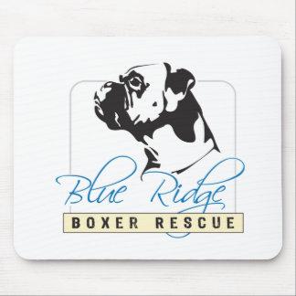 Blue Ridge Boxer Rescue Mouse Pad