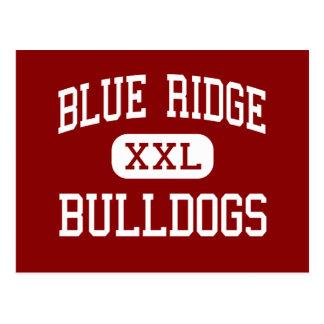 Blue Ridge - Bulldogs - Middle - Purcellville Postcard