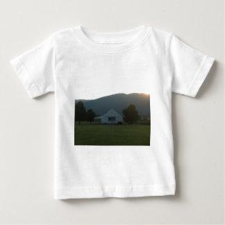 Blue Ridge Farm Sunset Baby T-Shirt