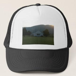 Blue Ridge Farm Sunset Trucker Hat