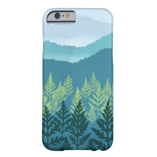 Blue Ridge iPhone 6/6S Barely There Case