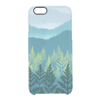 Blue Ridge iPhone 6/6S Clear Case